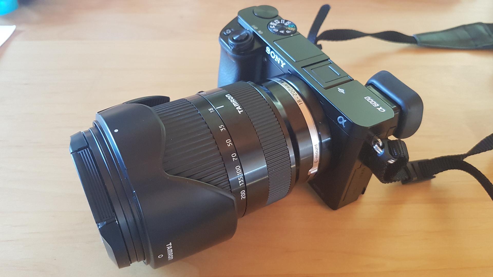 Tamron 18 200mm 135 63 Di Iii Vc Nex Af Schwarz Foto Erhardt F 35 Lens For Canon Ef M 2 Kunden Finden Diese Rezension Hilfreich